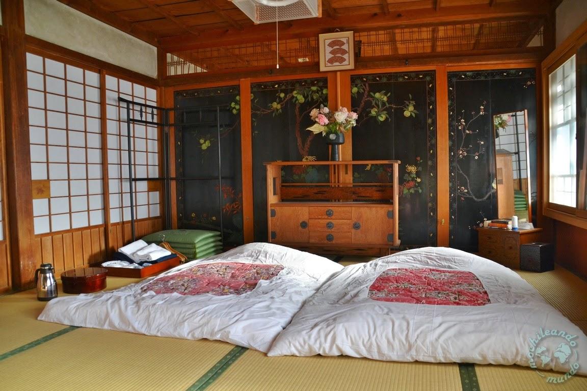Diario di una travelholic koyasan dormendo in un shukubo for Stanza giapponese
