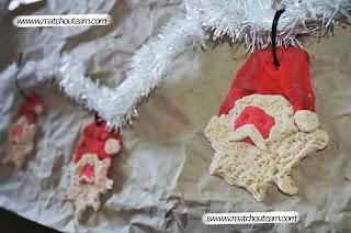 modelage père Noël