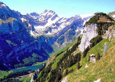 Montanha Ebenalp - Suíça