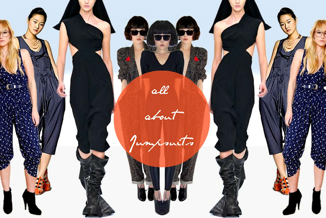 All About Jumpsuits