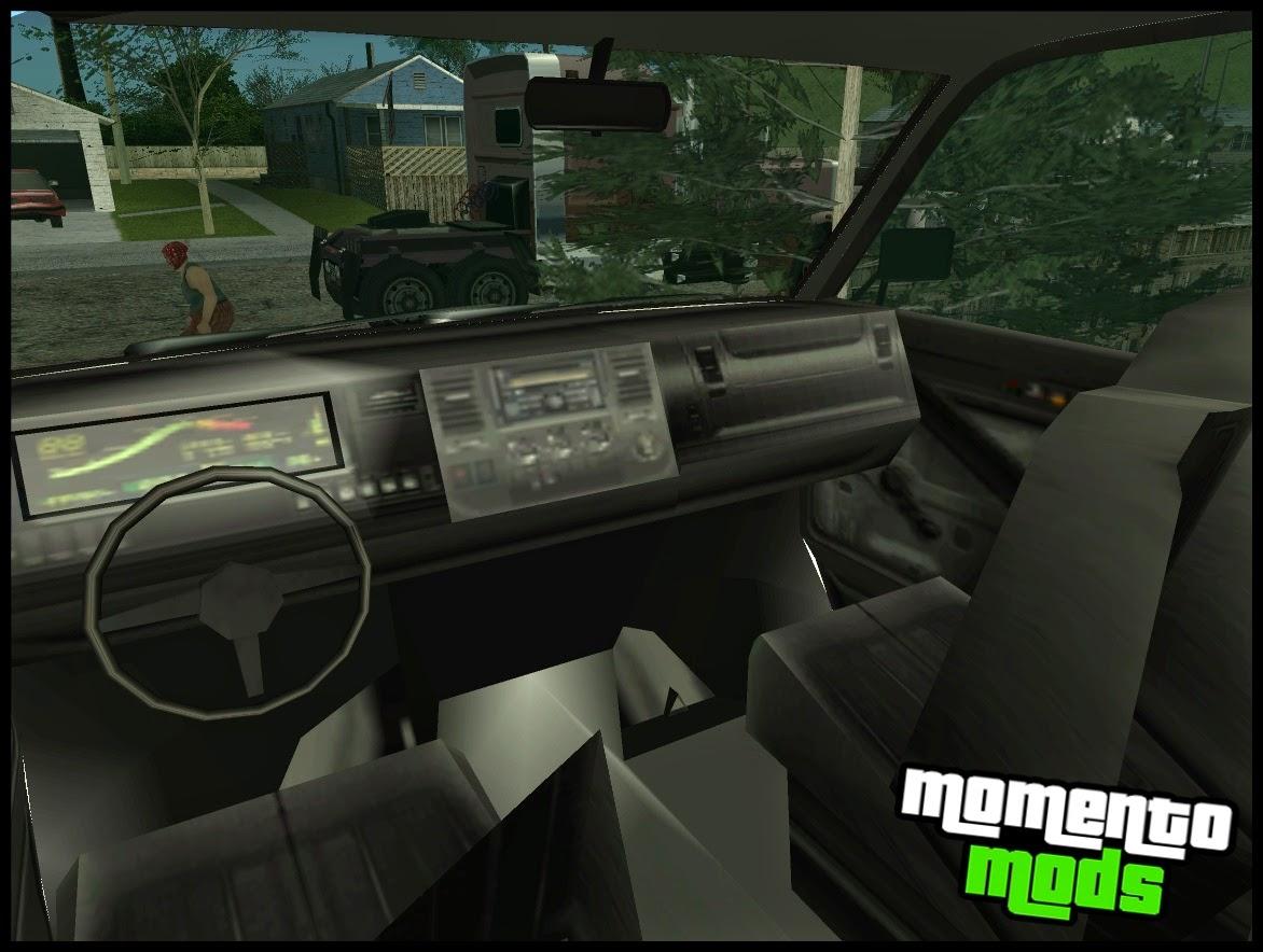 GTA SA - Journey Convertido Do GTA V