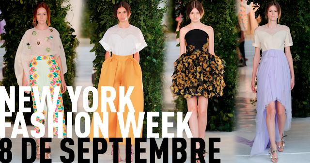 NYFW 8 Septiembre