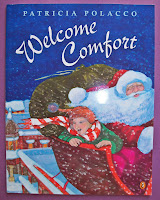 http://www.amazon.com/Welcome-Comfort-Patricia-Polacco/dp/0698119657/ref=sr_1_1?ie=UTF8&qid=1383394775&sr=8-1&keywords=welcome+comfort