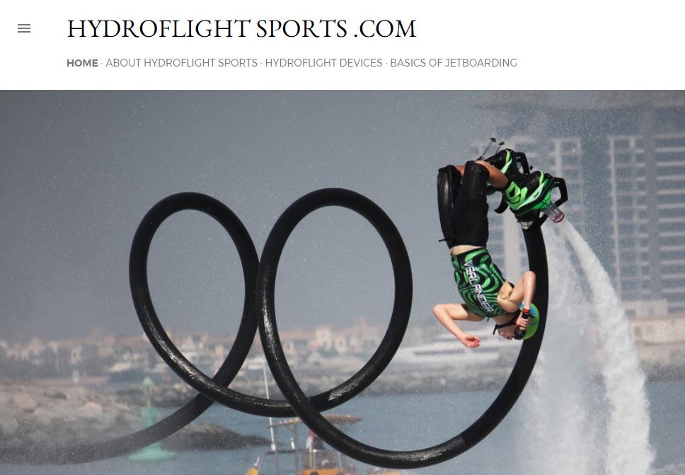HYDROFLIGHT SPORTS .COM