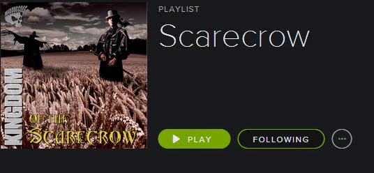 Mad Dog Cole, Scarecrow playlist