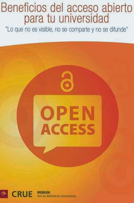 beneficios del acceso abierto para tu universidad