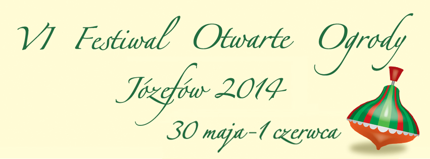 Festiwal Otwarte Ogrody Józefów