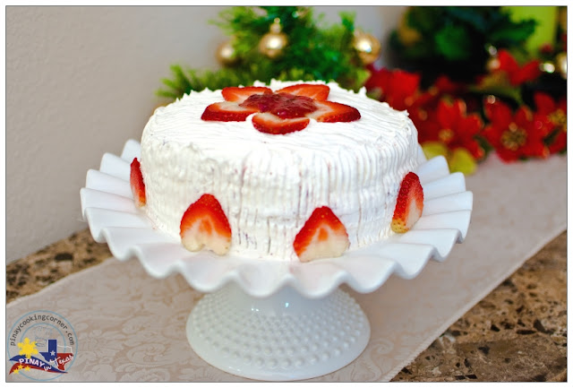 Pinay In Texas Cooking Corner: Neapolitan Christmas Cake