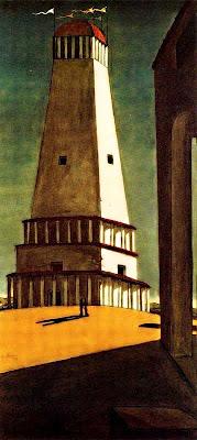 La nostàlgia de l'infinit (Giorgio de Chirico)