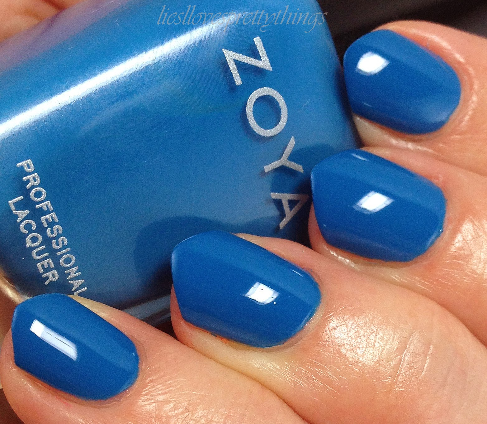 Zoya Ling swatch and review