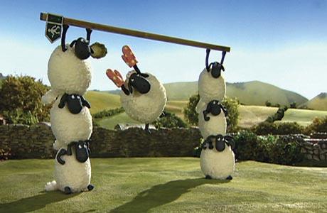 Shaun the Sheep .