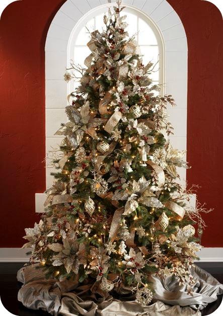 Nia Bonita Ideas para decorar el rbol de navidad