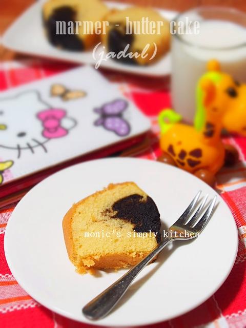 marmer butter cake