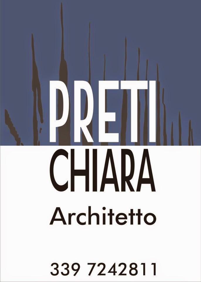 CHIARA PRETI ARCHITETTO