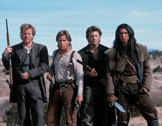 Greatest Movie Themes Blaze Of Glory Young Guns Ii 1990