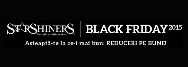 Lasă-te sedusă de reducerile StarShinerS Black Friday