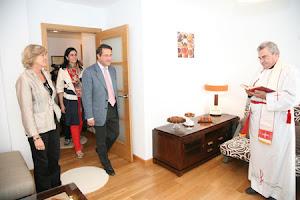 Inauguración CASITA de Fundación Andrea