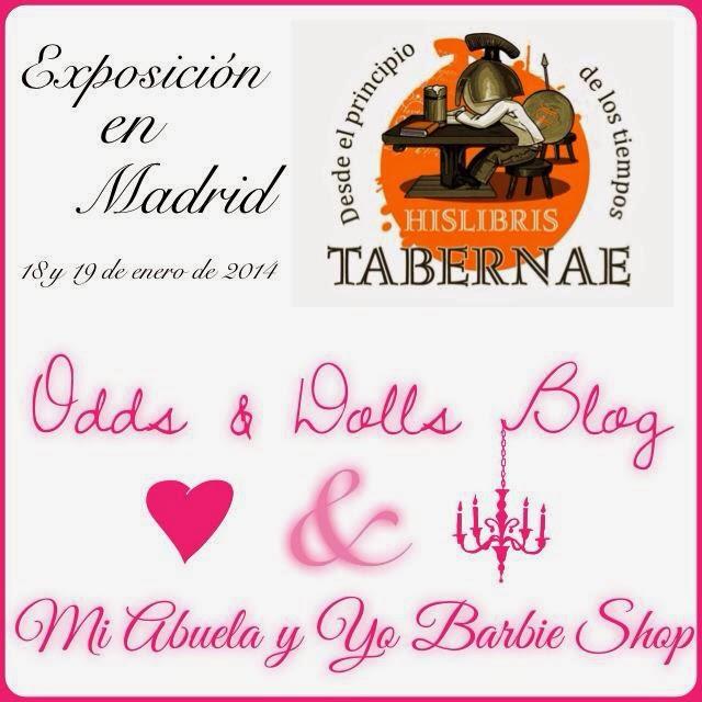 Exposición en Hislibris Tabernae