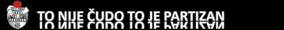 To Nije Čudo To Je Partizan