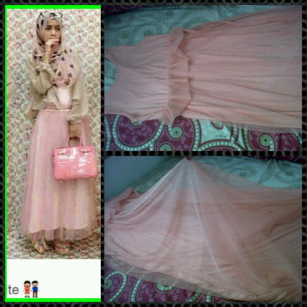 Dress Tutu Yang Bisa dipakai oleh Bumil @165rb