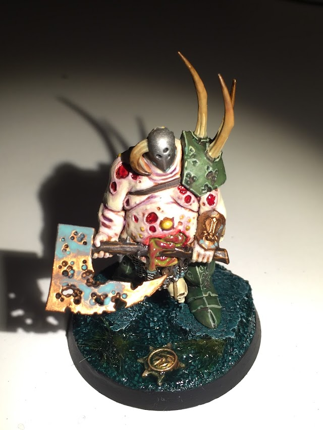 What's On Your Table: Lord of Plagues