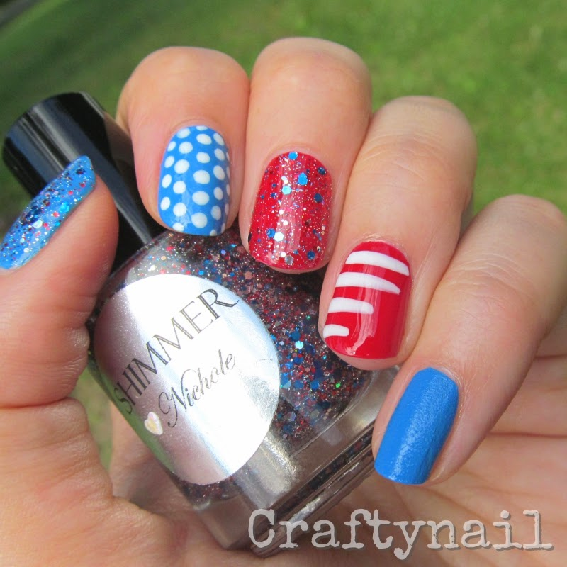 Craftynail: NailsLikeLace: Guest Post From Crafty Nail