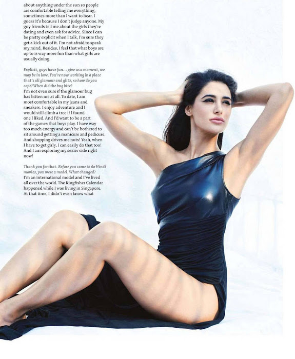 nargis fakhri maxim photo gallery