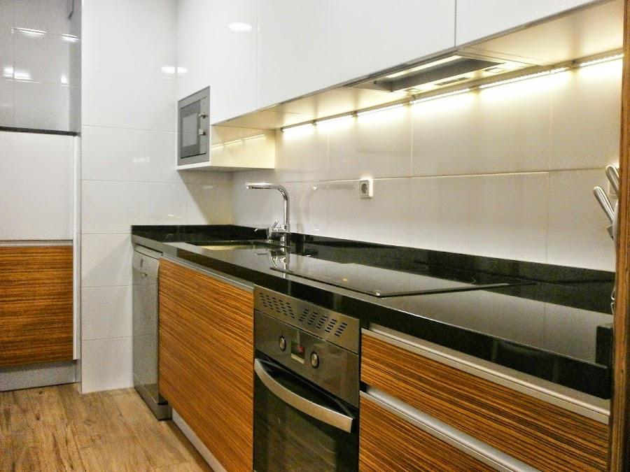 Cocinas lineales for Cocinas lineales