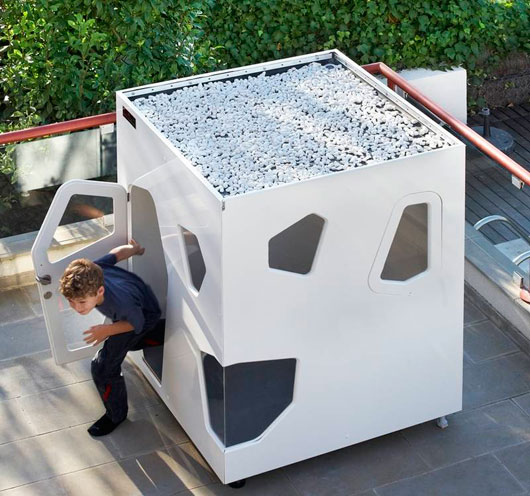 interia kw: Modern can do kids playhouses!