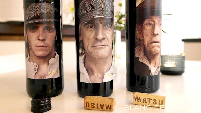 Matsu El PIcaro, El Recio ja El Viejo - www.blancdeblancs.fi