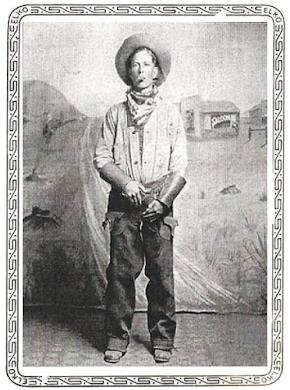 Elvin W {jack} Barrow circa 1913