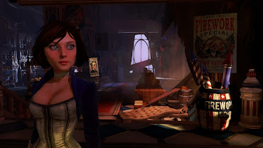 #41 Bioshock Infinite Wallpaper