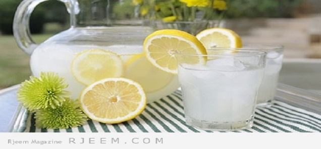 تناولوا كوباً من مياه الليمون صباحاً وكوباً من اللبن مساءً لمدّة أسبوعين و شاهدوا النتيجة