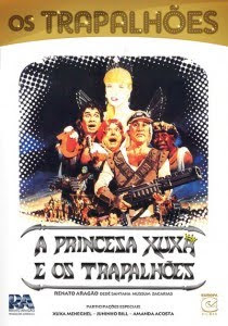 A Princesa Xuxa e os Trapalhões – Nacional 1989