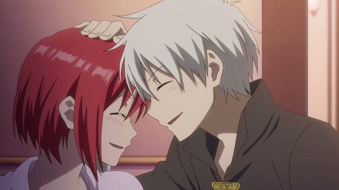 Akagami no Shirayuki-hime segunda temporada
