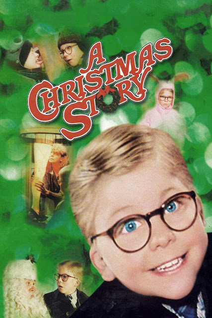 Christmas Story Movie Poster A Christmas