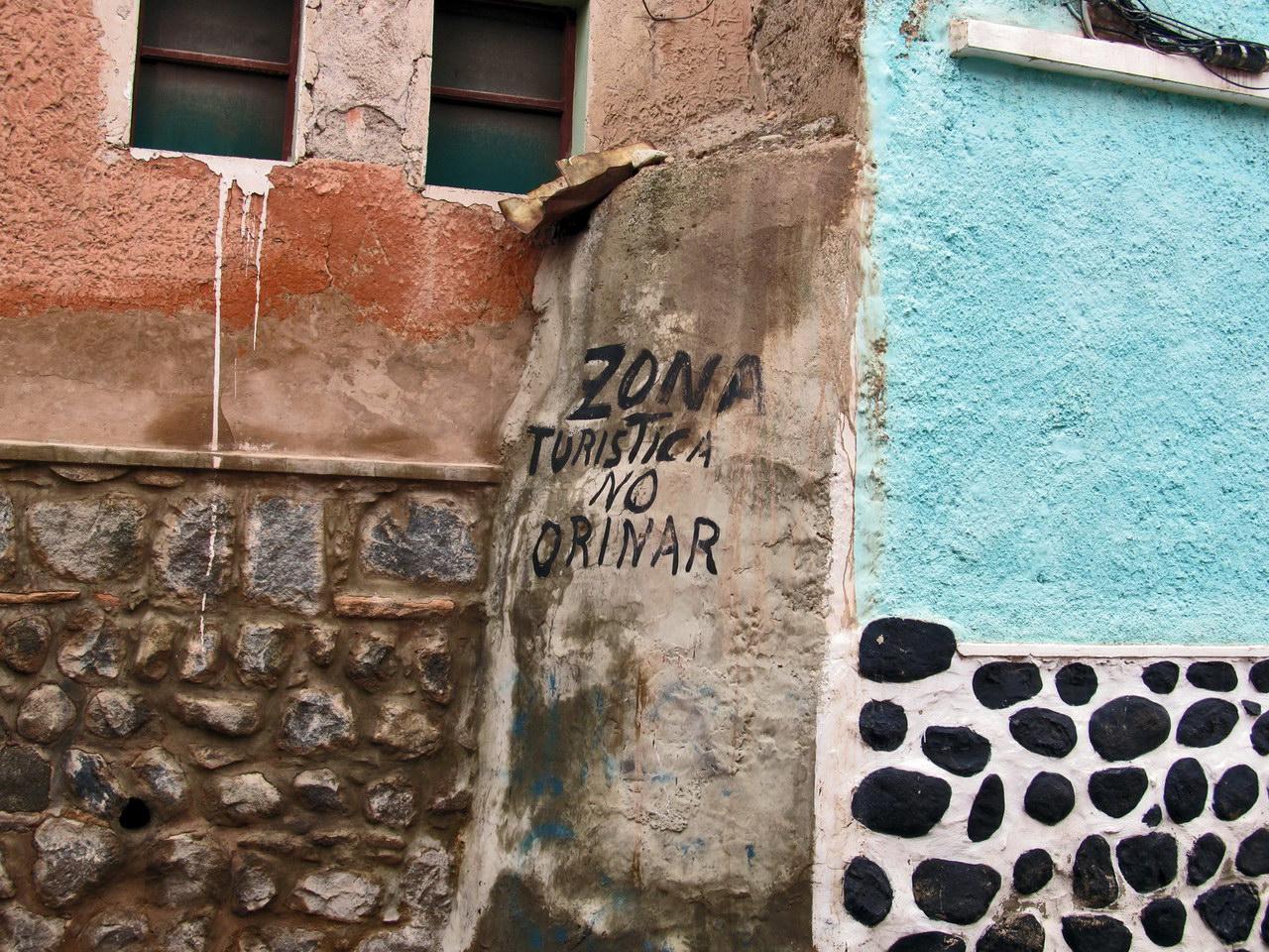 Zona turística de Potosí