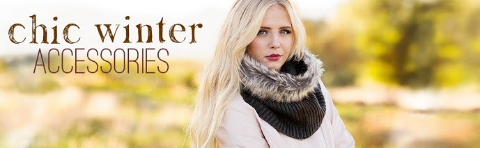 Chic Winter Accessories Collection
