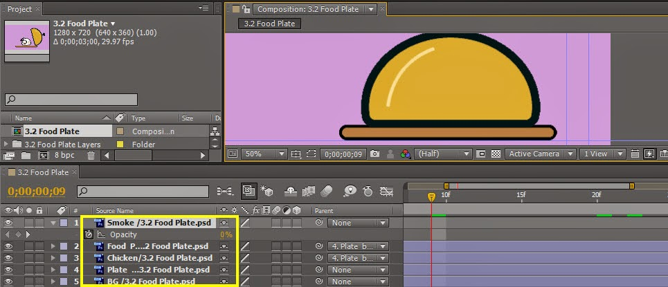 AE Animation 101_ Transform Tip H