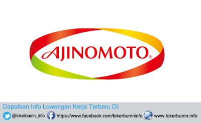 Lowongan Kerja Terbaru PT  Ajinomoto Indonesia