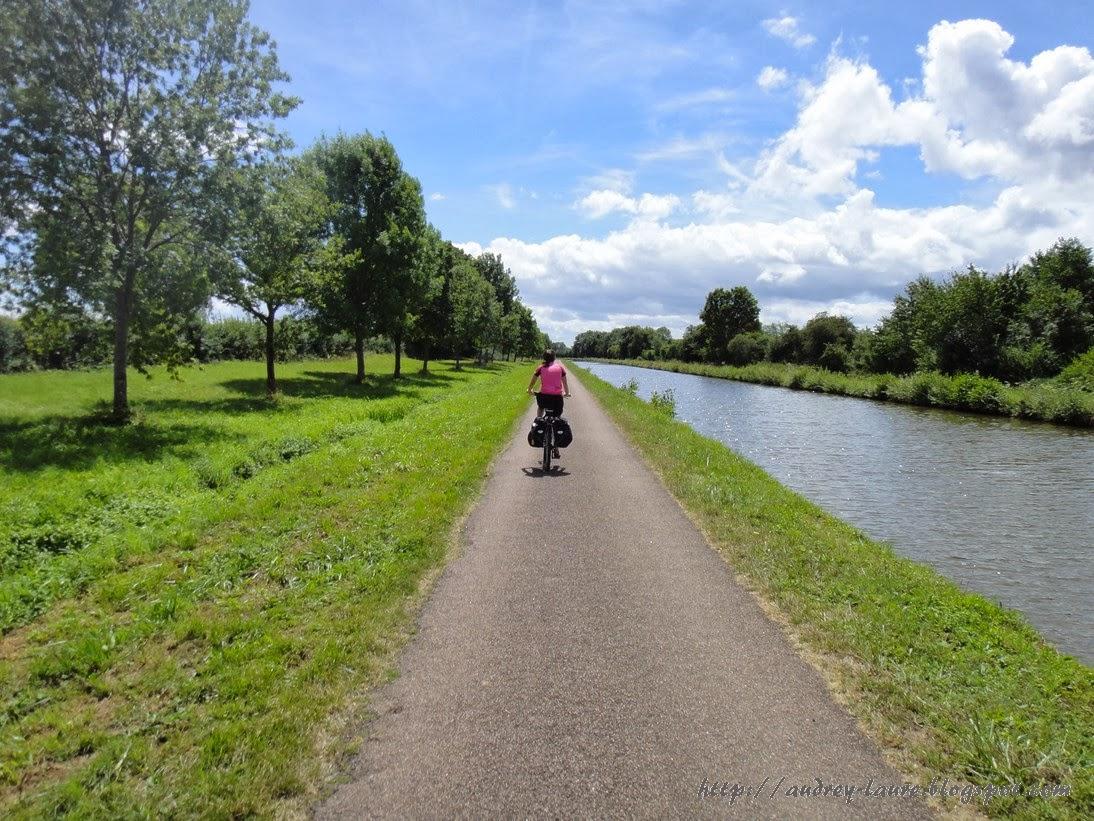 vélo voie verte