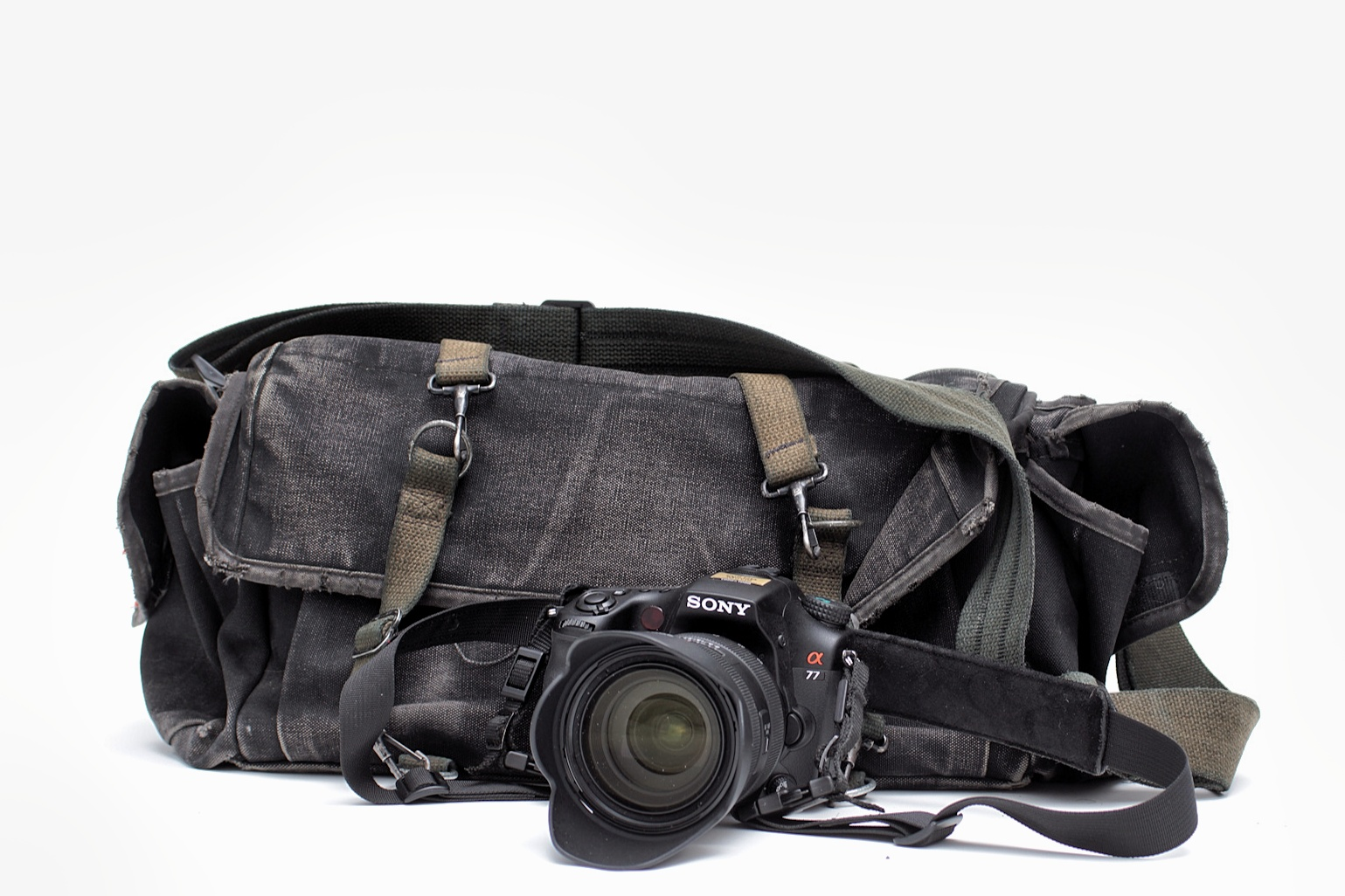 Camera Gear Bags : The visual science lab kirk tuck who cares about camera