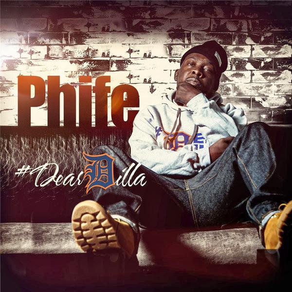Phife - Dear Dilla  - Single Cover