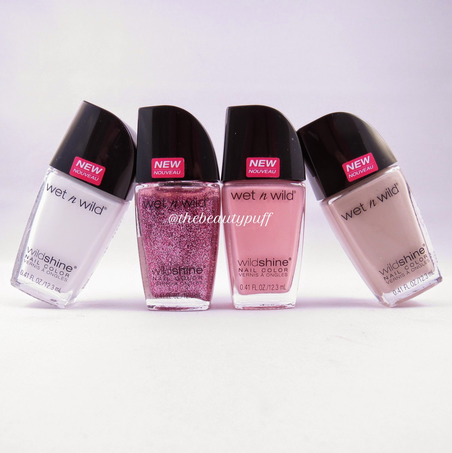 wet n wild wild shine nail color - the beauty puff