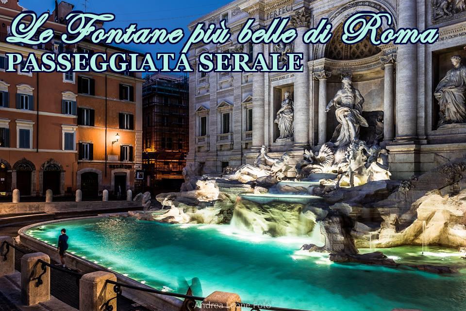 Fontane più belle di Roma