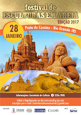 Festival de Esculturas em Areia 2017
