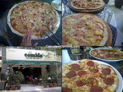 Comida Publika Pizza
