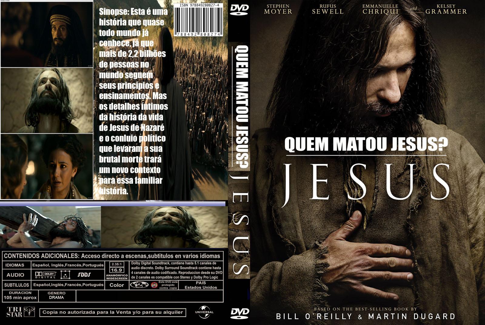 Baixar Quem Matou Jesus WeBDL XviD Dublado QUEM MATOU JESUS