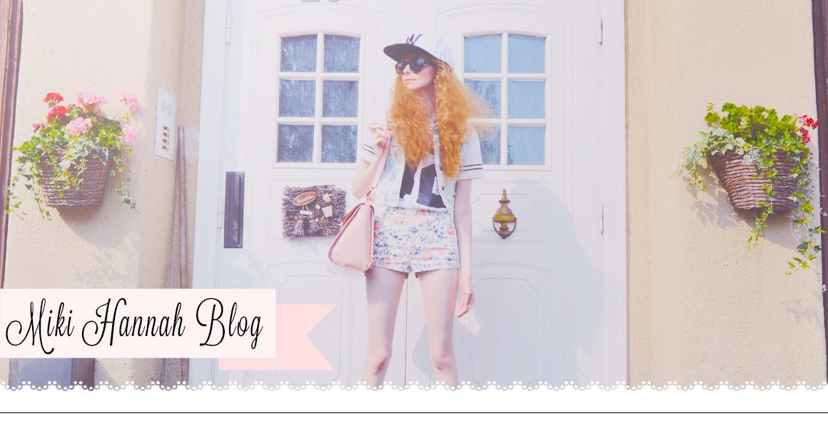 Miki Hannah Blog