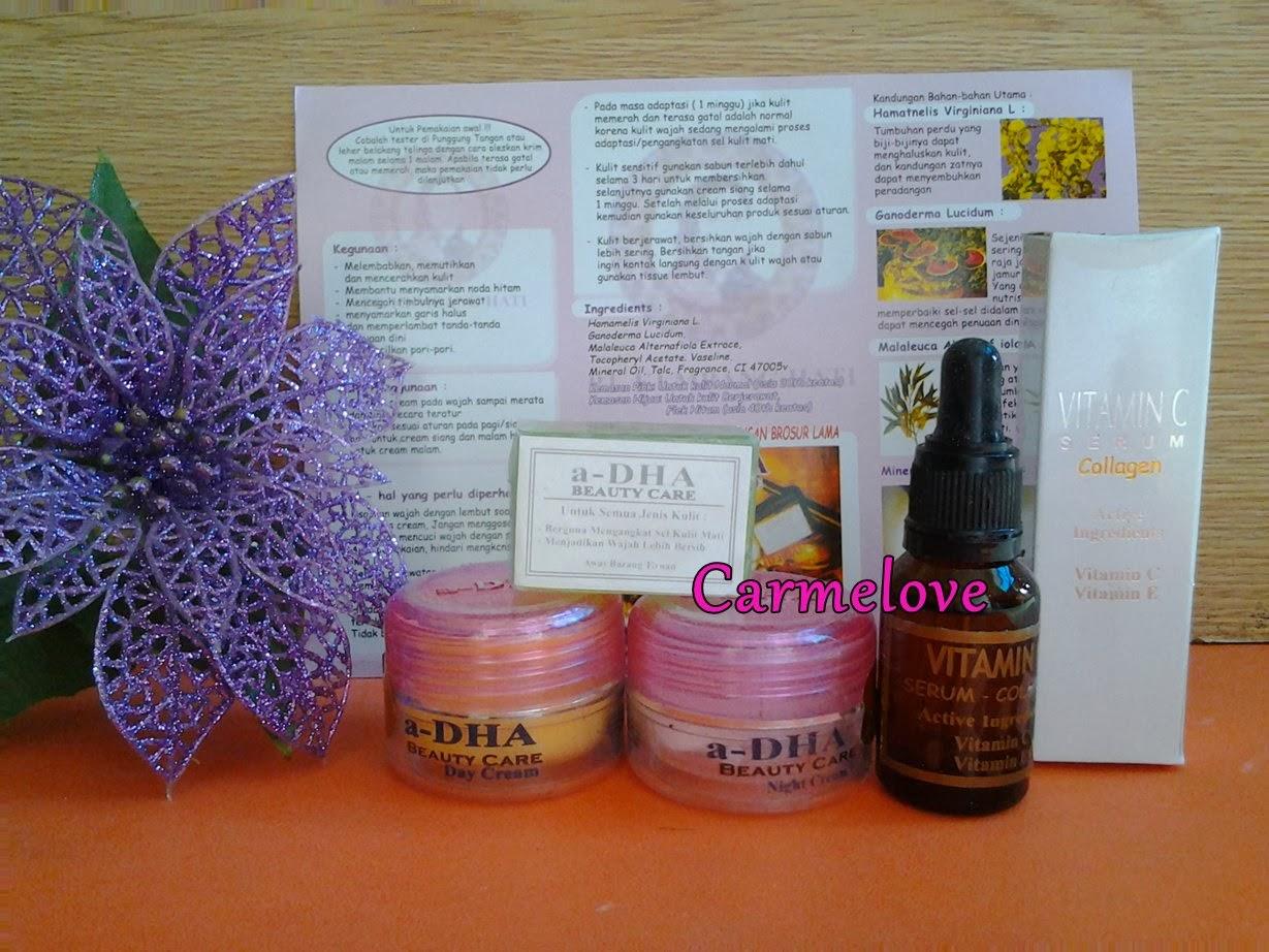 Cream A Dha Hijau Pink Serum Vit C Grosir Kosmetik Murah Hologram Nama Produk